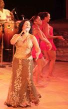Afro-Peruvian diva EVA AYLLON